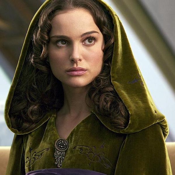 Натали Портман В Звездных Войнах Эпизод