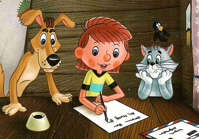 Конкурсы про мультики для детей