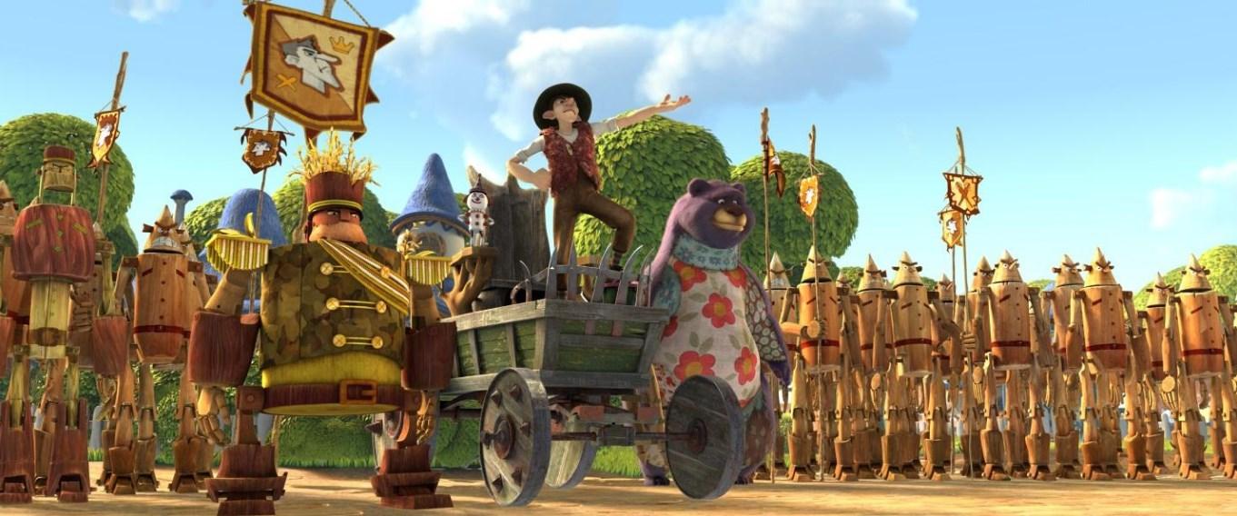 Игру Волшебник Изумрудного Города Урфин Джюс И Его Деревянные Солдаты