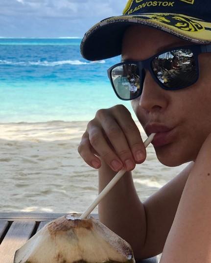 Шикарная женщина: Татьяна Буланова устроила фотосессию на отдыхе на Мальдивах
