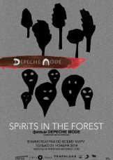 Постер фильма «Depeche Mode: Spirits in the Forest»